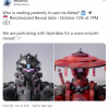 MekaVerse tweet